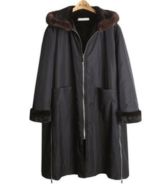 CT110 rex lining coat